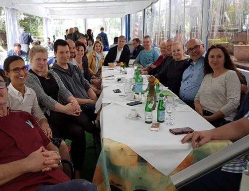Mitgliederversammlung im Ristorante da Vito Leipzig