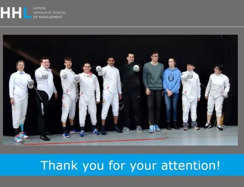 """Make Fencing Great Again – Final Presentation"""